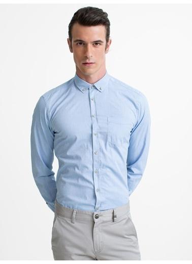Cacharel Gömlek Mavi